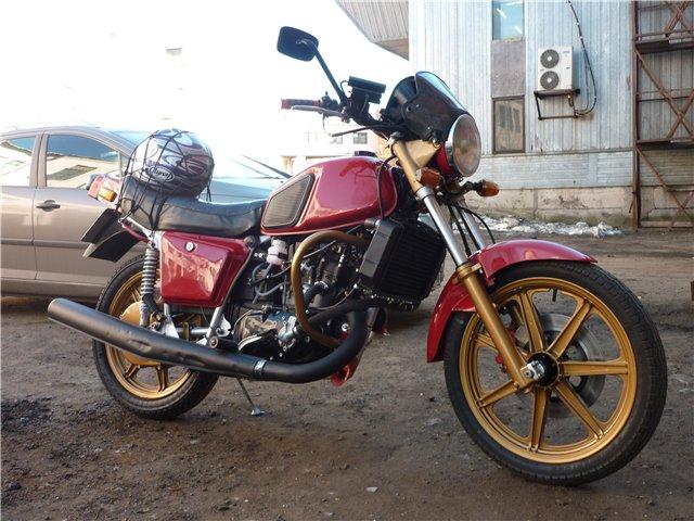 Иж планета 7 иж 5 103 — мотоцикл с